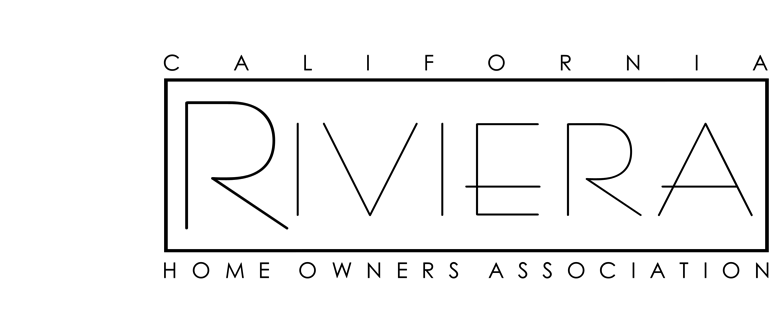 California Riviera Home Owners Association