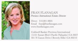 från flanagan pacific palisades luxury estate sales