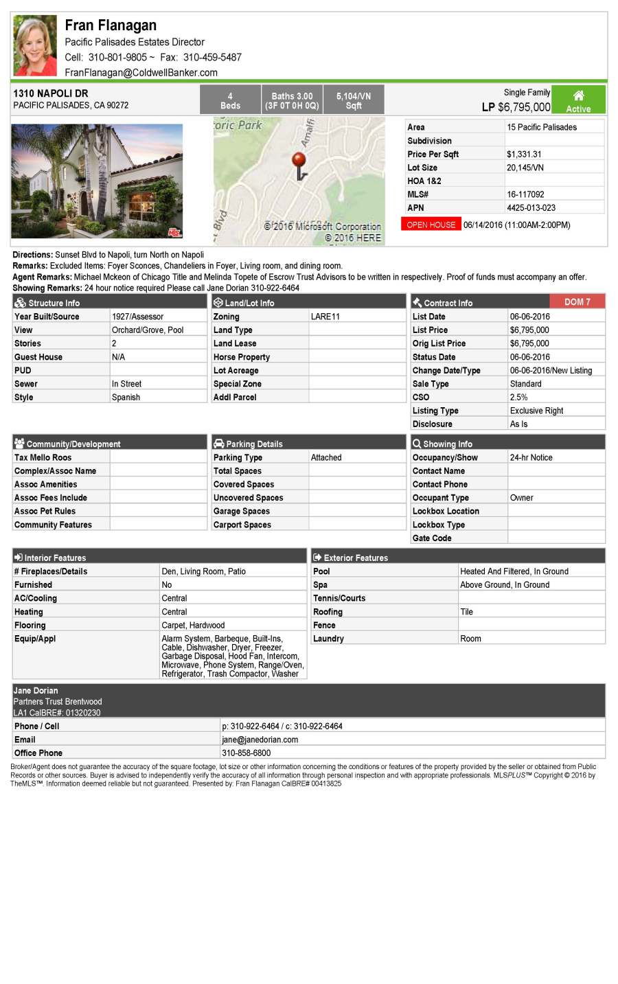 1310 Napoli Dr. MLS_Page_1